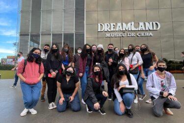 Trilheiros conhecem os atrativos do Complexo Dreams Park Show