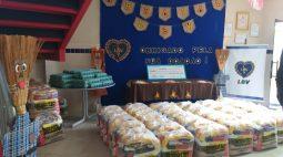 Engie doa 3 toneladas de alimentos à campanha Unidos Contra a Fome