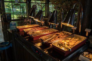 Restaurante Porto Canoas está com um bufê especial para o mês de julho