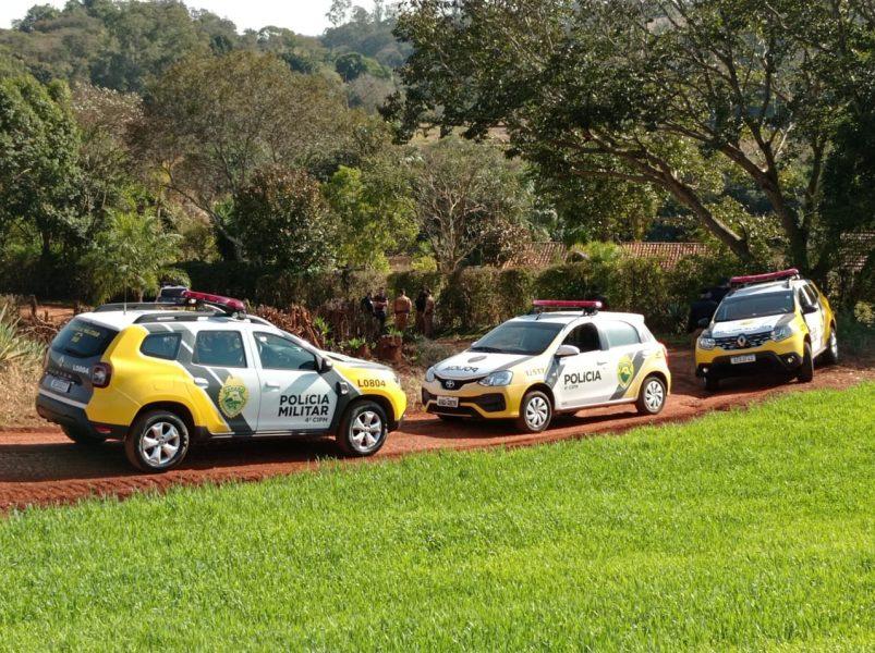 Homem finge ter sido sequestrado em Londrina, mas PM descobre história verdadeira