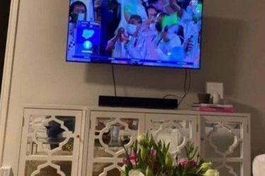 Mulher descobre traição ao ver foto do namorado assistindo à abertura das Olimpíadas