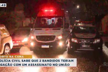 Polícia Civil sabe que dois bandidos teriam ligação com um assassinato no união
