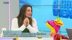 Dado Dolabella critica apoio de Hortência ao hipismo e ex-jogadora rebate