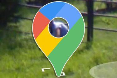 Homem é flagrado em momento constrangedor pelo Google Street View