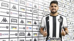 Lateral-direito Daniel Borges exalta boa fase no Botafogo