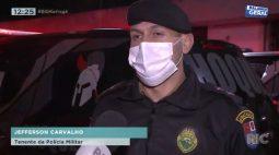 Dupla que assaltava farmácias é presa em Maringá após flagra de crimes