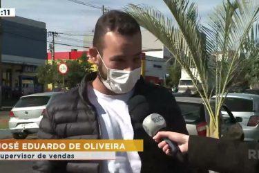 Avenida Saul Elkind está na liderança em acidentes de trânsito em Londrina