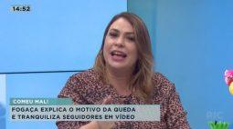 Henrique fogaça passa mal em gravação do Masterchef Brasil