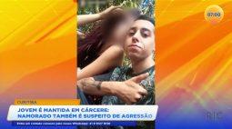 Jovem é mantida em cárcere privado e namorado é suspeito de agressão