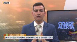Cidade Alerta Londrina Ao Vivo | Assista à íntegra de hoje –  05/08/2021