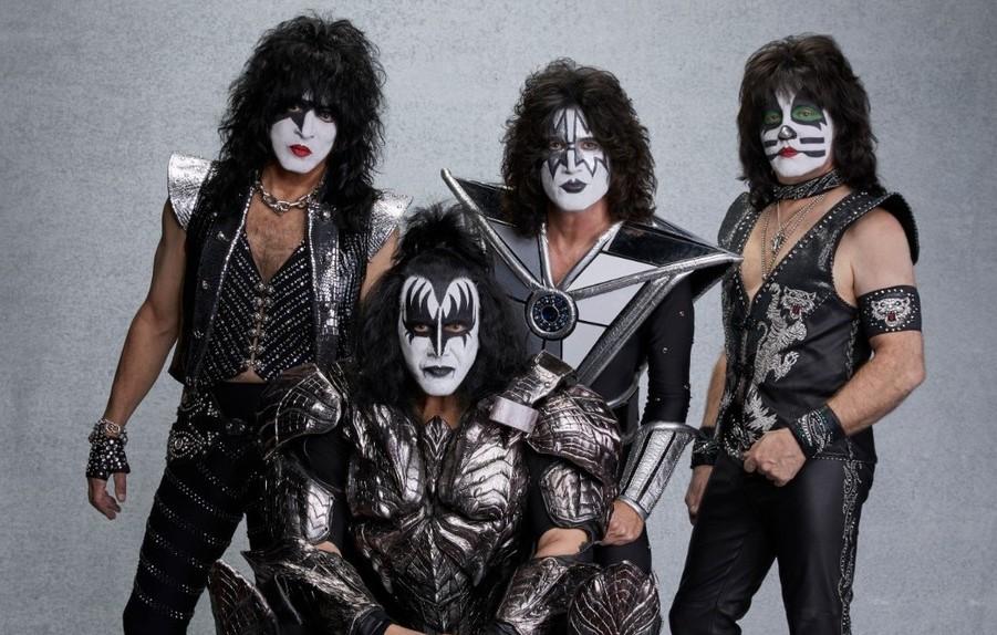 Banda Kiss confirma turnê no Brasil em 2022 e anuncia nova data do show em Curitiba