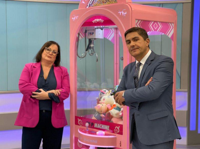 BG Curitiba desta quarta (4) tem 'muro da discórdia', especialista em trânsito e máquina de pelúcias