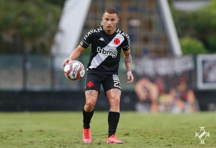 Bruno Gomes sai lesionado contra o São Paulo e deve ser desfalque no Vasco