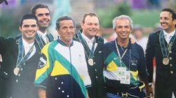 Cavaleiros do Time Brasil de Salto buscam medalha por equipes nos Jogos de Tóquio