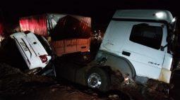 Justiça concede liberdade provisória a caminhoneiro embriagado que provocou acidente que matou cinco pessoas no Paraná