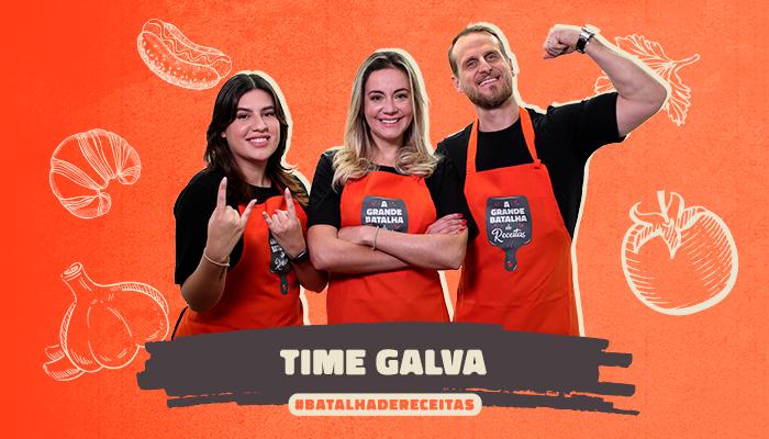 Uma família que nasceu para cozinhar junta: conheça os Galva