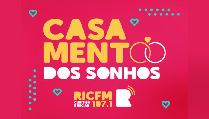 Promoção Casamento dos Sonhos – RICFM