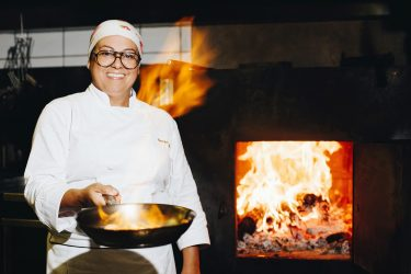 Eva dos Santos: da moda para a cozinha até chegar à TV