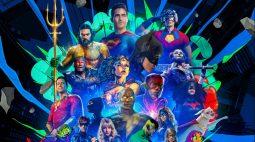 Confira as atrações do DC FanDome 2021