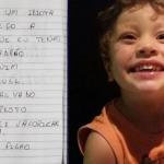 Mãe que matou e jogou corpo do filho no rio fazia criança escrever frases humilhantes