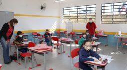 Nova escola municipal do Conjunto Vista Bela é inaugurada, em Londrina