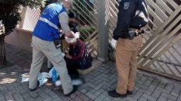 Para se defender, jovem acerta golpe de facão em ex-padrastro, na zona norte de Londrina