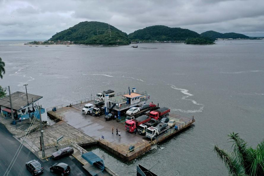Novo parecer público pode levar a anulação do atual contrato do ferry-boat de Guaratuba