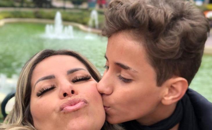 Motivo que levou a morte o filho da cantora Walkyria comove a internet