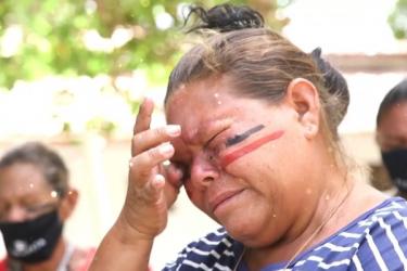 Missão águas no mundo: aldeia Tapeba Carnaubal