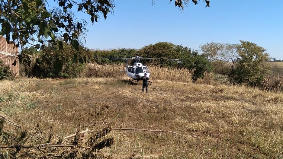 Homem morre após receber descarga elétrica e cair de poste em Iguaraçu