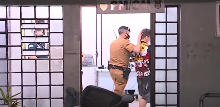 PM prende homem por tráfico de drogas e encontra maconha em embalagem de fraldas