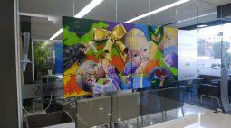 Hospital Evangélico de Londrina recebe exposição para celebrar Semana Mundial da Amamentação