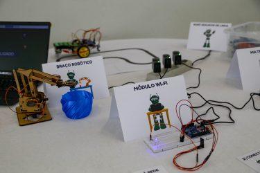 Alunos da rede estadual de ensino terão aulas de robótica