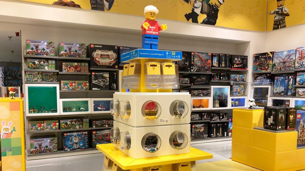 Curitiba inova! Primeira loja Certificada LEGO® será inaugurada na cidade