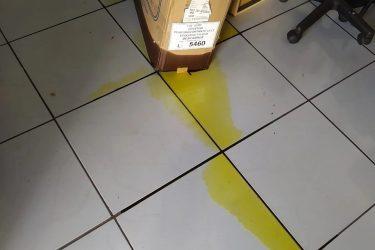 Suspeita de vazamento de material radioativo é registrada na Prefeitura de Foz do Iguaçu (PR)