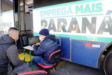 'Ônibus Emprega Mais' passará por Rolândia, Pitangueiras e Prado Ferreira com oferta de 2 mil vagas de emprego