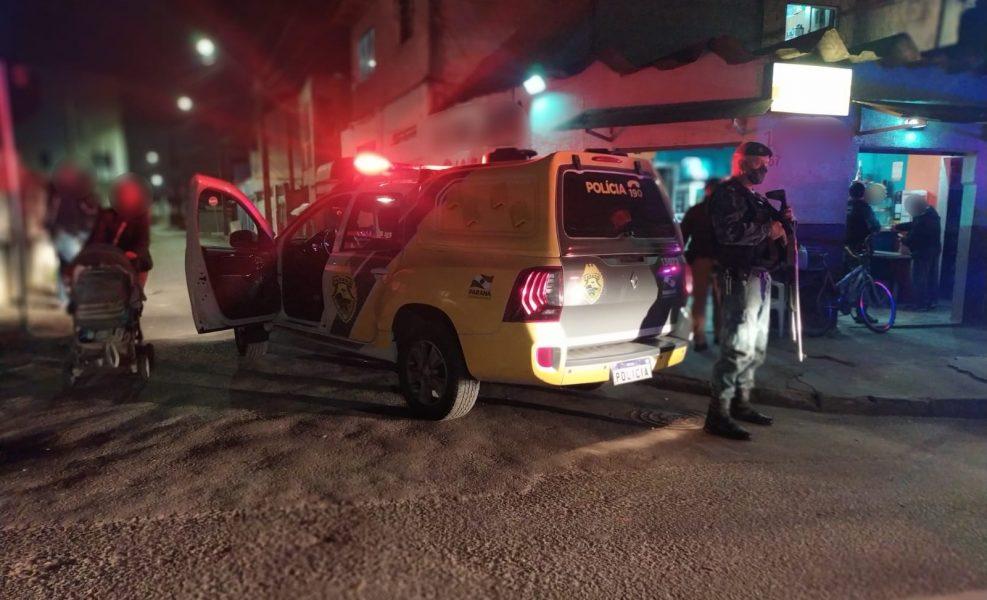 Aifu flagra mais de mil pessoas em aglomerações e fecha 11 estabelecimentos durante o final de semana, em Curitiba
