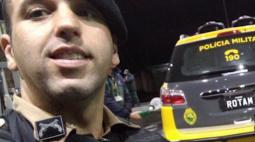 Jovem que matou policial militar em bailão é preso na Grande Curitiba