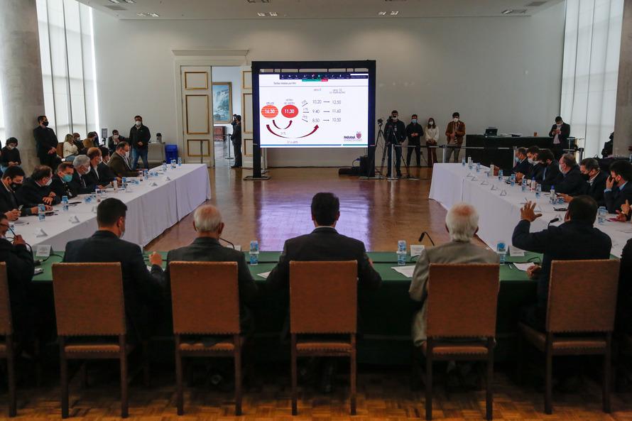 Governo encaminha para Assembleia projeto que prevê delegação de rodovias estaduais na nova concessão