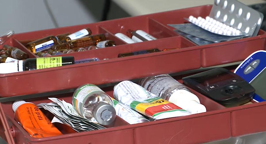 Estudante de técnico de enfermagem é preso por furto de medicamentos de UBS em Paiçandu (PR)