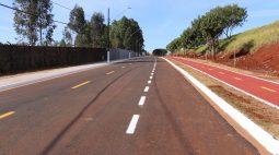 Trânsito na rua Gino Tamiozzo, na zona norte de Londrina, é liberado nesta quarta (4)