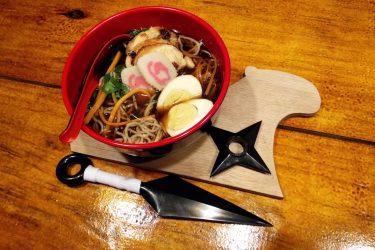 Gastrogeek de Curitiba promove experiência gastronômica inspirada em Naruto