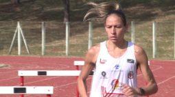 Atleta de Londrina bate recorde nacional na Olimpíada, mas é eliminada da competição