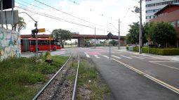 Detran participa de teste com inteligência artificial nos cruzamentos com ferrovias