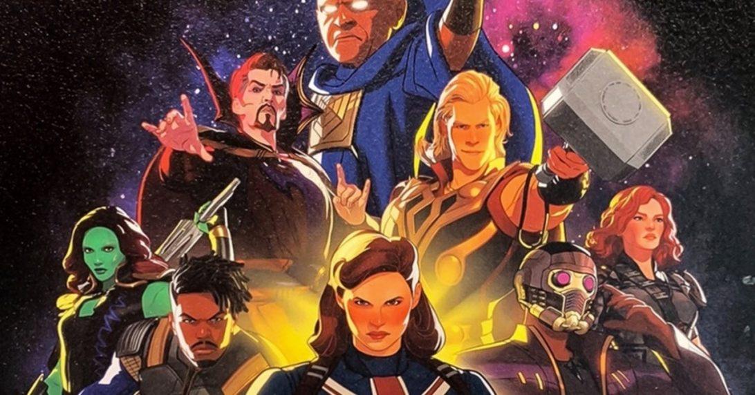Quarteto Fantástico e os X-Men de fora de What If…? entenda