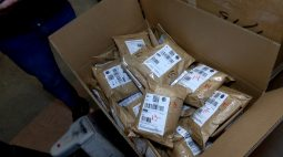 Receita Federal apreende mercadorias nos correios do Oeste do Paraná