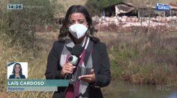 Moradores reclamam de incêndios em cooperativas irregulares de reciclagem