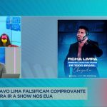 Fãs de Gusttavo Lima falsificam comprovante de vacina para ir a show nos Estados Unidos