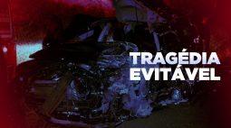 Três mortos e quatro feridos: caminhão desgovernado causa acidente na pr-986