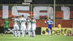 Coritiba e Vitória ficam no empate sem gols pela Série B